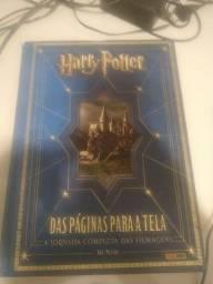 Harry Potter - Das Páginas Para A Tela. A jornada completa das filmagens.