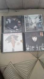 CDs internacionais