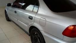 Honda civic EX ano e modelo 1999