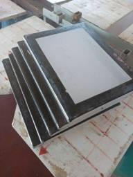 5 Tela 30 x 40 alumínio