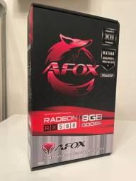 RX 580 8G AFOX