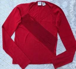 Blusa de fio Armani Original