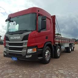Scania P320 bitruck(8×2) 2020