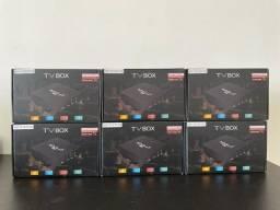 Tv Box mxQ Pro 32GB Ram 256GB Ultra HD