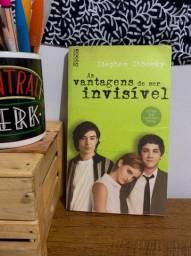 As Vantagens de ser Invisível-Stephen Chbosky (livro)