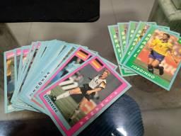 Kit Cards variados Copa do mundo 1994