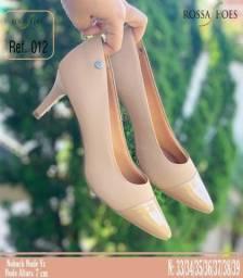 Sapato Rosa Shoes Novo