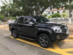 Amarok highline 12/12 top aro 19 automática - 2012