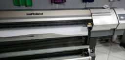 Plotter Roland FP740 sublimatica