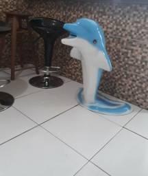 Cascata Golfinho na cor azul ou cinza