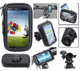 Suporte Celular GPS Universal 6,3 Moto Celular Ou Gps Prova D´agua