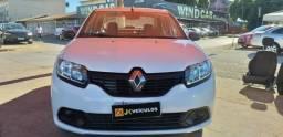 Renault Logan 1.0 Authent. - Oportunidade -Leia o Anúncio - 2015