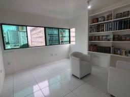 Sala comercial em Boa Viagem, 300m do Shopping Recife, 32m2 com dois ambientes com split