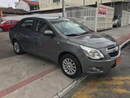 Gm - Chevrolet Cobalt LTZ 1.4 top de linha , impecável - 2012