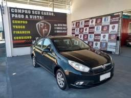 Fiat Grand Siena Attractive 1.4 Flex, Ar, Dh, Vid, Trava, Alarme, Som, Revisado, Garantia - 2013