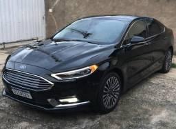 PROMOÇÃO! Ford Fusion Titanium AWD 2017/2017 (Top de Linha) - 2017