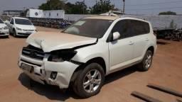 Toyota Rav 4 Completo com reparos a ser feitos não tem sinistro Ipva Pg ligue - 2012