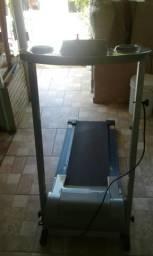 Esteira elétrica drenam fitness