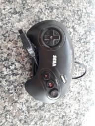 Controle Mega drive