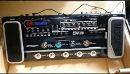 Pedaleira Zoom G9.2tt