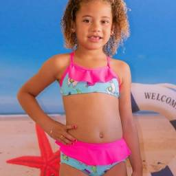 Moda praia infantil ótimo oportunidade para revenda