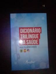 Livro: Dicionário Trilíngue da Saúde
