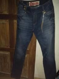 Calça Jeans Canal da Mancha