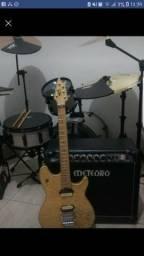 Guitarra Wolf Gang EVH (chinesa)