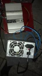 Fonte de 60 amperes, módulo AB2000