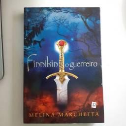 Livro Finikin o guerreiro
