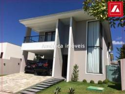 Alphaville 1, Linda Casa com 313 m², 04 suítes