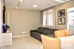 Apartamento à venda com 4 dormitórios em Sagrada família, Belo horizonte cod:269981