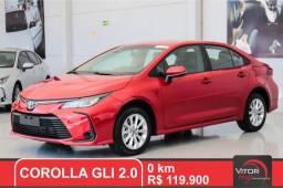 Toyota Corolla GLi 2.0 16V Flex Aut. 2021 Flex