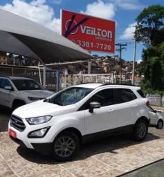 Ecosport Se 2019 1.5 TI-VCT Flex Automatico Branco