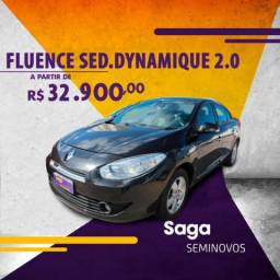 RENAULT FLUENCE SEDAN DYNAMIQUE 2.0