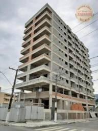 Apartamento com 1 dormitório à venda, 42 m² por R$ 233.365,00 - Balneário Flórida - Praia