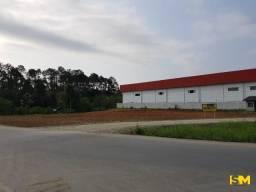 Terreno para alugar em Porto grande, Araquari cod:SM270