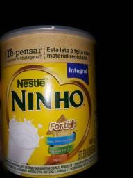 Lata vazia de leite