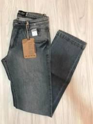 Calça jeans de 19$ com ate 60 dias para pagar