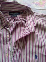 Camisa social - Ralph Lauren, Vivacci e Zux