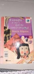 Livro 9 cois@s e e-mail que eu odeio em você Márcia Kupstad