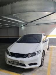 Honda Civic 14/15. LXR 2.0 FLEX - 2015