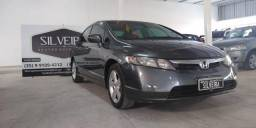 CIVIC 2007/2008 1.8 LXS 16V GASOLINA 4P MANUAL - 2008
