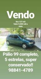 Vendo Pálio - 1999