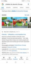 Linda Caneta de luxo desenho Snoopy