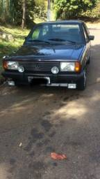 Gol GT 1986 Placa preta - 1986