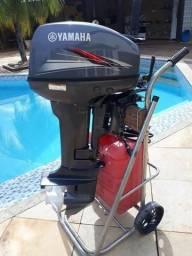Motor de Popa Yamaha 15-HP 2013