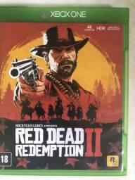 Vendo red dead II Xbox one