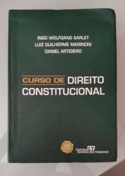 Livro Curso de Direito Constitucional (Ingo Sarlet)