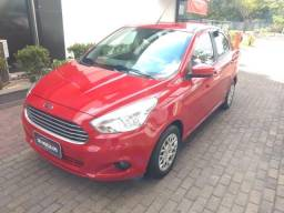 Ford ka SE 1.0 sedan 2018/2018-Só veiculos-86 3305-8646/ * - 2018